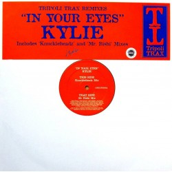 Kylie Minogue - In Your Eyes - Tripoli Trax Remixes - Maxi Vinyl 12 inches - Hard House