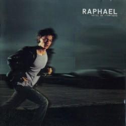 Raphaël Haroche - Hôtel De L'Univers - CD Album