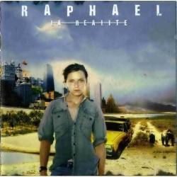 Raphaël Haroche - La Réalité - CD Album