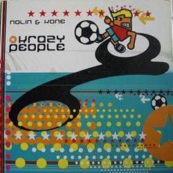 Nalin & Kane - Krazy People - Maxi Vinyl 12 inches - Trance