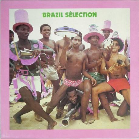 Brazil Sélection - Compilation - LP Vinyl Album - Sambas Batucadas