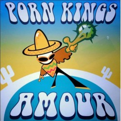 Porn Kings - Amour - Maxi Vinyl 12 inches - House Music