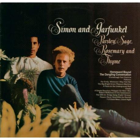 Simon And Garfunkel - Parsley, Sage, Rosemary And Thyme - LP Vinyl Album - Folk Music