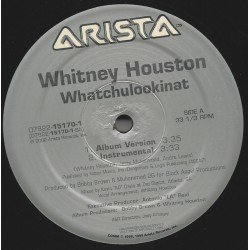 Whitney Houston - Whatchulookinat - Maxi 12 inches -  RnB Swing