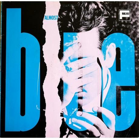 Elvis Costello & The Attractions - Almost Blue - LP Vinyl Album - Pop Rock Music