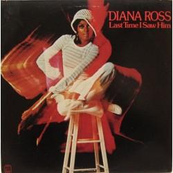 Diana Ross - Last Time I Saw Him - LP Vinyl Album - Soul Music