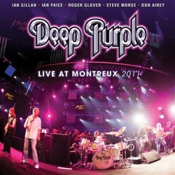 Deep Puple - Live At Montreux 2011 - Double CD Album + DVD - 10th Anniversary Edition - Hard Rock