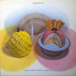 Squeeze - Cosi Fan Tutti Frutti - LP Vinyl Album 1985 - Rock Music