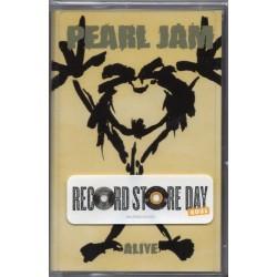 Pearl Jam - Alive - Cassette K7 - Alternative Rock - Record Store Day