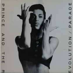 Prince And The Revolution - Parade - LP Vinyl Album 1986 - Funk Minneapolis Sound