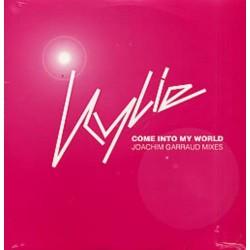 Kylie Minogue - Come Into My World (Joachim Garraud Mixes) - Maxi Vinyl 12 inches - Promo France - Pop House Music