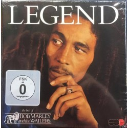 Bob Marley And The Wailers - Legend The Best Of - Deluxe Edition Double CD + DVD - Reggae Music