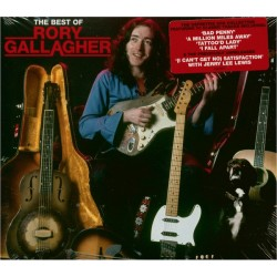 Rory Gallagher - The Best Of Rory Gallagher - Double CD Album Deluxe - Blues Rock Music