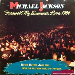 Michael Jackson - Farewell My Summer Love - 1984 USA - LP Vinyl Album - Funk Soul Music