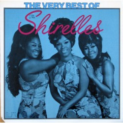 The Shirelles - The Very Best Of The Shirelles - LP Vinyl Album Mono USA 1975 - Soul Music