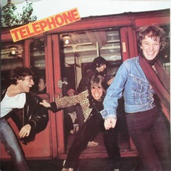Téléphone - LP Vinyl Album 1st Téléphone - 1977 France - Rock Français