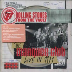 The Rolling Stones - The Marquee Club - Live In 1971 - CD Album + DVD - Blues Rock