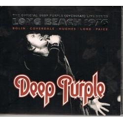 Deep Purple - Long Beach 1976 - Double CD Album Digipack - Hard Rock Metal