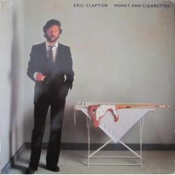 Eric Clapton - Money And Cigarettes - LP Vinyl Album 1983 - Blues Rock
