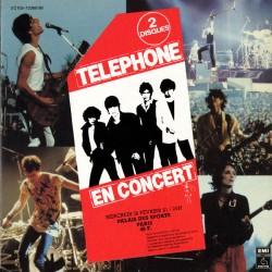 Téléphone - En Concert - Double Vinyl 7 inches - Rock Français