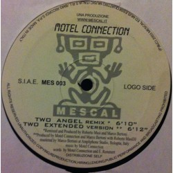 Motel Connection - Two - Maxi Vinyl 12 inches - House Music