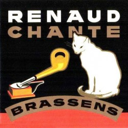 Renaud Séchan - Renaud Chante Brassens - Oiseaux De Passage - CD Single Promo