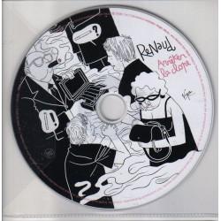 Renaud Séchan - Arrêter La Clope - CD Single