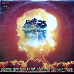 Jefferson Airplane - Crown Of Creation - LP Vinyl Album - Psychedelic Rock