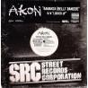 Akon - Bananza Belly Dancer - Locked Up - Maxi 12 inches USA - Gangsta Hip Hop US