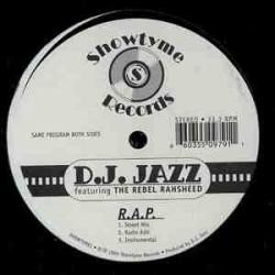 D.J. Jazz - R.A.P.- Maxi 12 inches - Rap US Hip Hop
