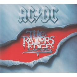AC/DC - The Razors Edge - CD Album Digipack - Hard Rock