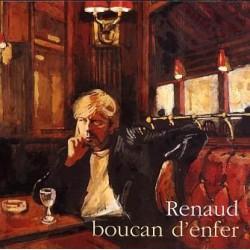 Renaud Séchan - Boucan D'enfer - Digibook - Album Edition Limitée