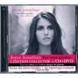 Joyce Jonathan - Sur Mes Gardes - CD Album + DVD - Chanson Française