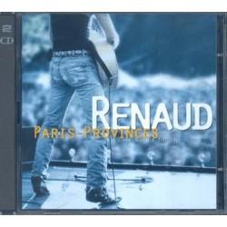 Renaud Séchan - Paris - Provinces Aller / Retour - Double CD Album