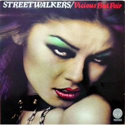Streetwalkers - Vicious But Fair - LP Vinyl Album - Rock Music Blues