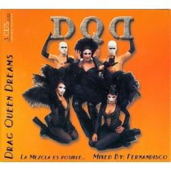 Drag Queen Dreams - 3 CD Album Boxset Compilation - NRG House Music