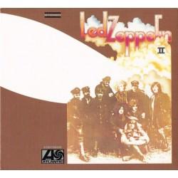 Led Zeppelin - Led Zeppelin II - CD Album Gatefold Digipack 2014 - Psychedelic Blues Rock