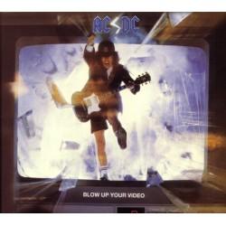 AC/DC - Blow Up Your Video - CD Album Digipack - Hard Rock
