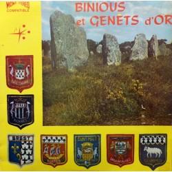 Bagad Mor Gaz - Binious Et Genêts D'or - LP Vinyl Album - Celtic Folk - Bretagne - Breizh