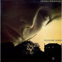 Françoise Hardy - Message Personnel - LP Vinyl Album 1973 - Chanson Française