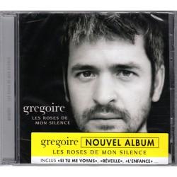 Grégoire - Les Roses De Mon Silence - CD Album - Variété Française