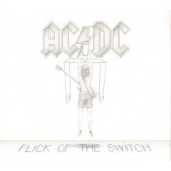 AC/DC - Flick Of The Switch - CD Album - Digipack Edition - Hard Rock