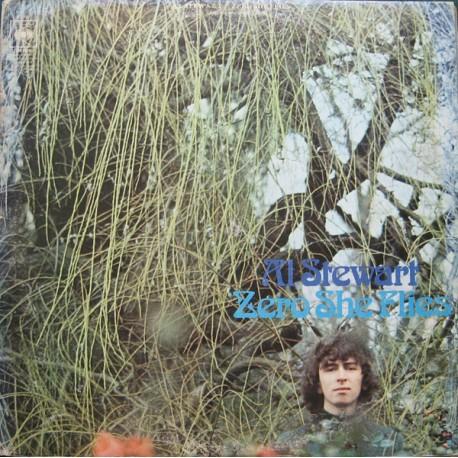 Al Stewart - Zero She Flies - LP Vinyl Album 1970 - Folk Music