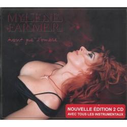 Mylene Farmer - Avant Que L'ombre... - Double CD Album Green Box - Electro Variété Française