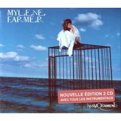 Mylene Farmer - Innamoramento - Double CD Album - Green Box Edition - Variété Française