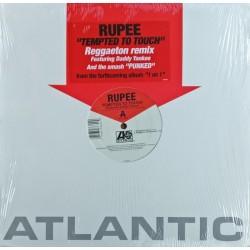 Rupee - Tempted To Touch - Reggaeton Remix - Maxi Vinyl 12 inches - Reggaeton Rap US