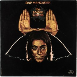 Ray Manzarek ( The Doors ) - The Golden Scarab - LP Vinyl Album - Rock Music Blues
