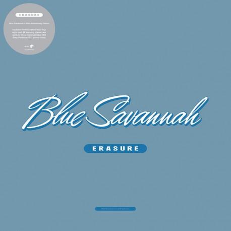 Erasure - Blue Savannah - Maxi Vinyl 12 inches - New Wave - Coloured Blue - Record Store Day 2020