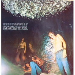Steppenwolf - Monster - LP Vinyl Album - Psychedelic Rock