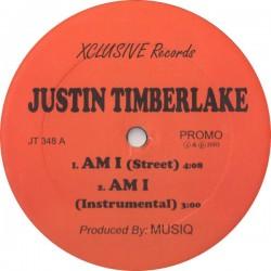 Justin Timberlake - Musiq & Ron Isley – Am I / Don't Change - Maxi Vinyl 12 inches - Hip Hop R'nB